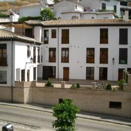 Cuesta del Chapiz, 56-58 (Albaizín, Granada)